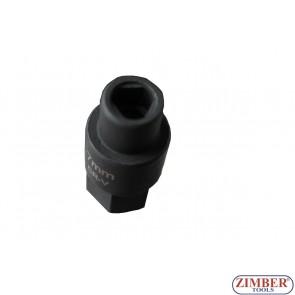 Вложка за разглобяване и сглобяване инжекционни помпи Bosch VE 7 mm - ZR-41POBDIPSK01 - ZIMBER TOOLS.