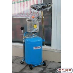 Система за отработени масла, ZK-407 -SMANN TOOLS