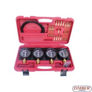 К-т синхронизатори за карбуратори .ZR-36CS04 - ZIMBER-TOOLS.