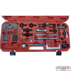 К-т за зацепване на бензинови и дизелови двигатели VAG-VW,AUDI, SKODA,SEAT, - ZT-04772 - ZIMBER-TOOLS