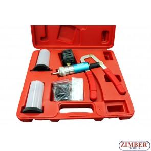 Вакуум помпа комбиниранa ( вакуум и налягане ) ZR-36VPBK - ZIMBER-TOOLS
