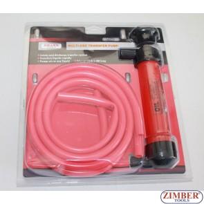 Помпа за трансфер на масла и горива - ZT-04144 - SMANN TOOLS