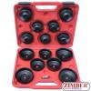 Вложки за маслен филтър к-т, комплект ключове за филтри ZT-04017 - SMANN-TOOLS.