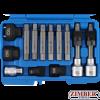 К-т за демонтаж на шаибите на алтернатори 13 части, (4246) - BGS technic