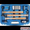 Автотенекеджийски инструменти комплект 7 ч. (1672) - BGS technic