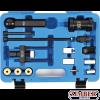 К-т за вадене и монтаж на инжектори VAG 1.4, 1.6, 1.8, 2.0, 2.7 V6, 3.0 V6, 3.2 V6, 3.6 V6, & 4.2 V8 FSI и Common Rail (TDI) (68345) - BGS technic