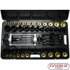 Хидравличен комплект за монтаж и демонтаж на шарнири, втулки, лагери, семеринги - ZR-36SSRS - ZIMBER - TOOLS.