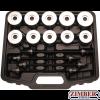 Универсален комплект за монтаж и демонтаж на селенови втулки и др. 24 части. 67305- Bgs technic