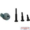 Инструмент за монтаж и демонтаж на еластични канални ремъци Fiat/Ford/Lancia/Mazda/Peugeot ZR-36MTSFMRB01 - ZIMBER TOOLS.