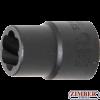 "Вложка екстрактор за отвиване на повредени болтове и гайки 1/2"" - 13 mm (5266-13) - BGS technic"