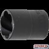 "Вложка екстрактор за отвиване на повредени болтове и гайки 1/2"" - 19 mm (5266-19) - BGS technic"