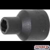 "Вложка екстрактор за отвиване на повредени болтове и гайки 8-mm. 1/2"" (5268-9) - BGS technic"