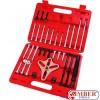 Универсален к-т за демонтаж на ангренажни колела, ремъчни шайби, зъбни колела, волани и др. 46-бр - ZT-04008 - SMANN TOOLS.